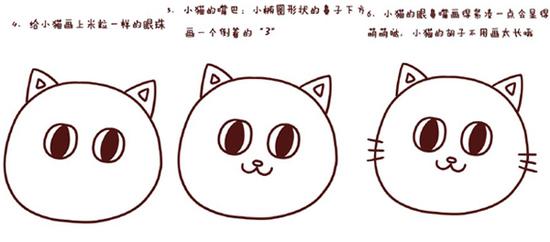幼儿简笔画:教育熊孩子的必备技能get√